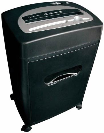 Papermate 1250CD Cross Cut Paper Shredder