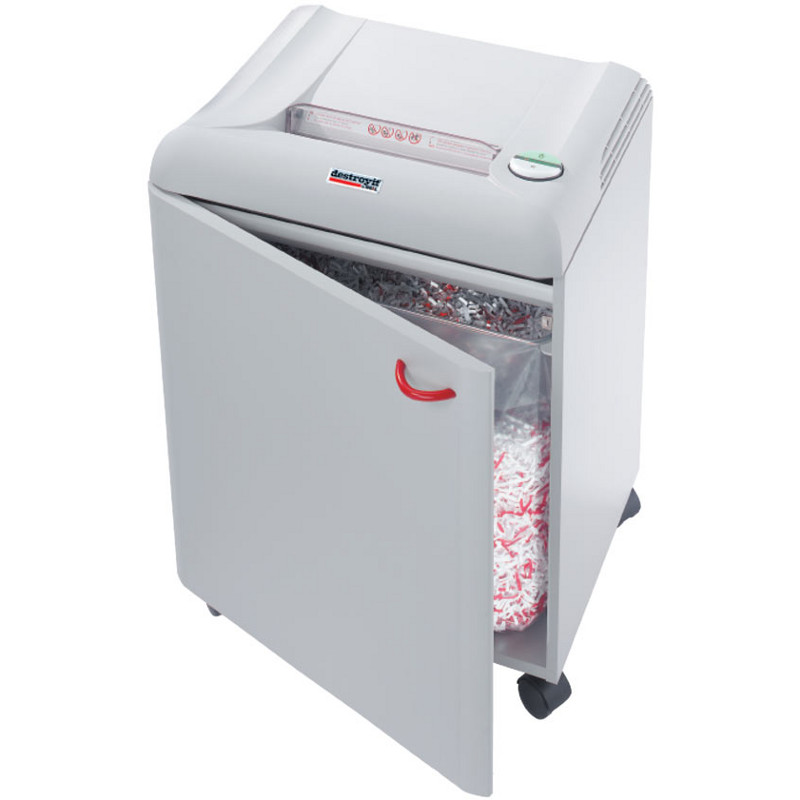 MBM Destroyit 2501 Strip Cut Paper Shredder