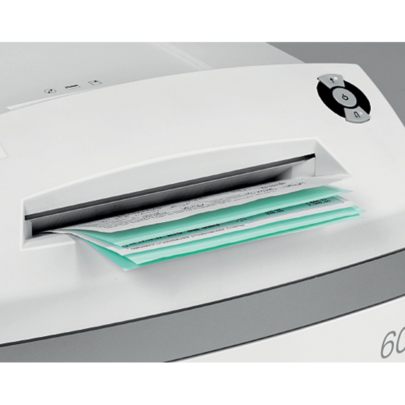 Martin-Yale Intimus 60CC6 Cross Cut Paper Shredder