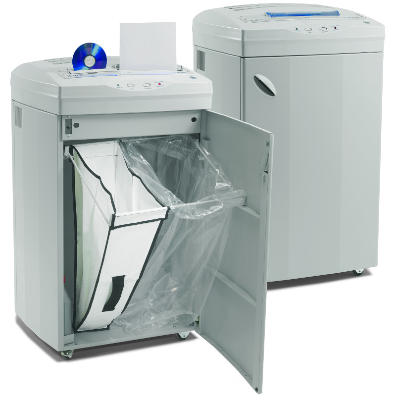 Kobra 400 HS-OM Auto-Oiler High Security Optical Media Shredder