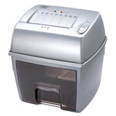 Techko ShredderShark SH2807 Cross Cut Paper Shredder